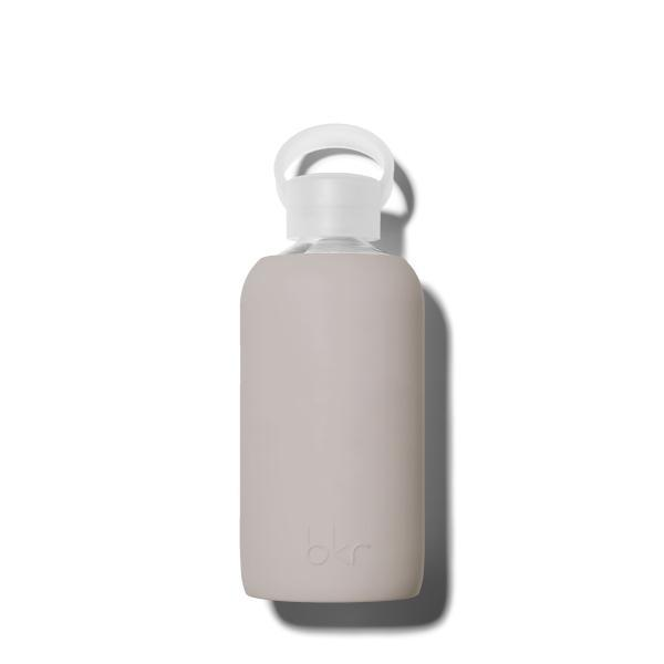 bkr Glass Water Bottle: 16oz HEATHER 500 ML