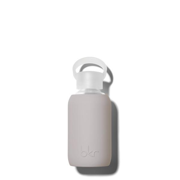 bkr Glass Water Bottle: 8oz HEATHER 250 ML