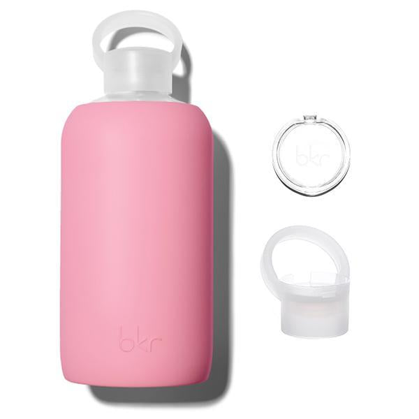 bkr Keep Kit: Compact + Glass Water Bottle: 32oz BIG BAKER MILLER KEEP KIT