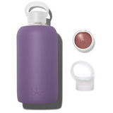 bkr Kiss Kit: Lip Balm + Glass Water Bottle: 32oz BIG GEORGIE KISS KIT - MUSE