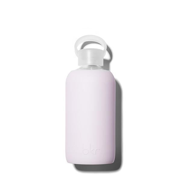 bkr Silicone Sleeve: Glass Water Bottle: 16oz LALA 500 ML - SLEEVE ONLY