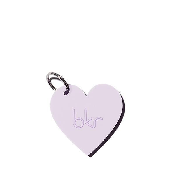bkr Water Bottle Accessories LALA HEART KEYCHAIN