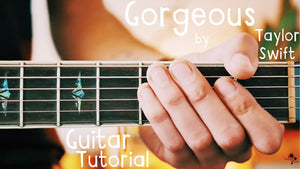 Gorgeous Taylor Swift Guitar Lesson for Beginners