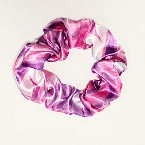 Rainbow Swirls pink/purple
