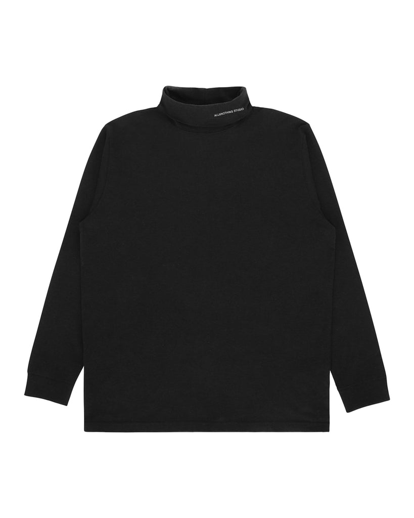 A.S NECK LONG SLEEVE