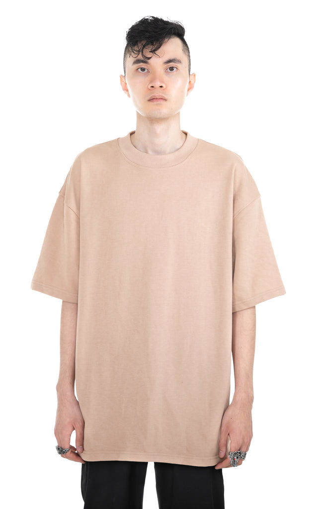 ESSENTIAL T-SHIRT - SAND