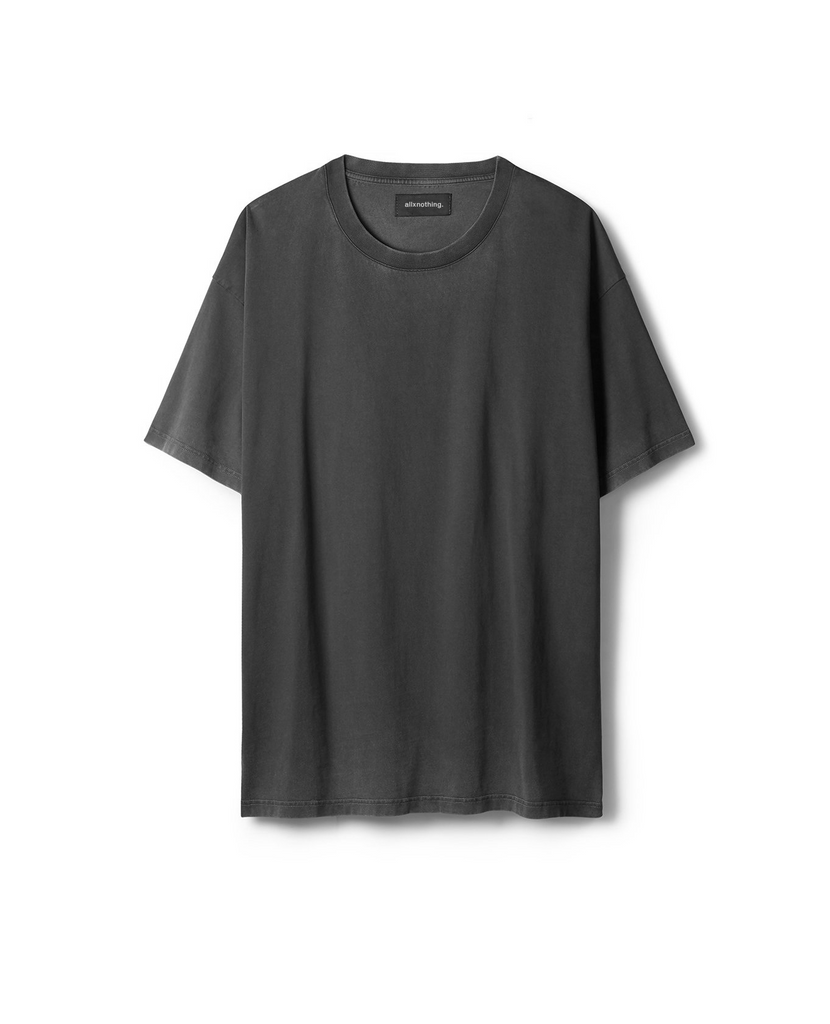 WASHED BLACK T-SHIRT