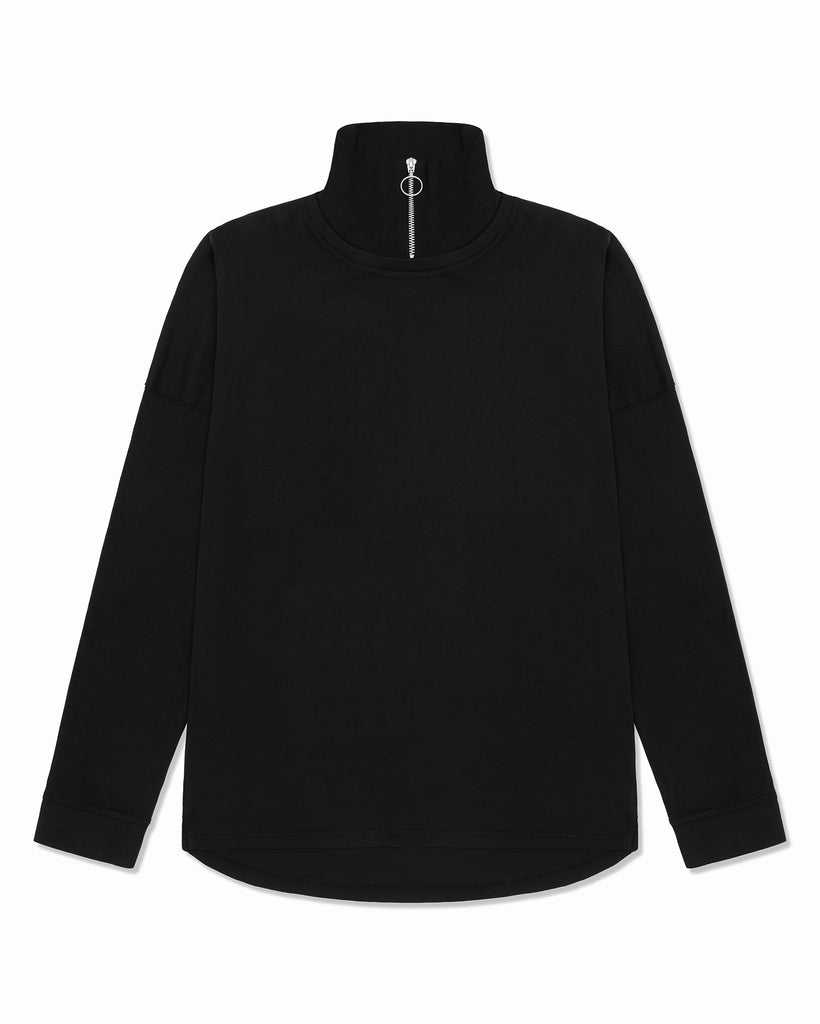 HI-NECK LONG SLEEVE
