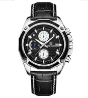 Montre Chronographe Black/Black