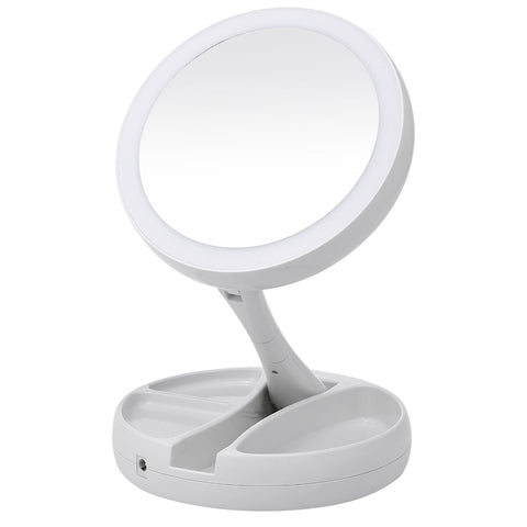 Miroir LED Grossissant