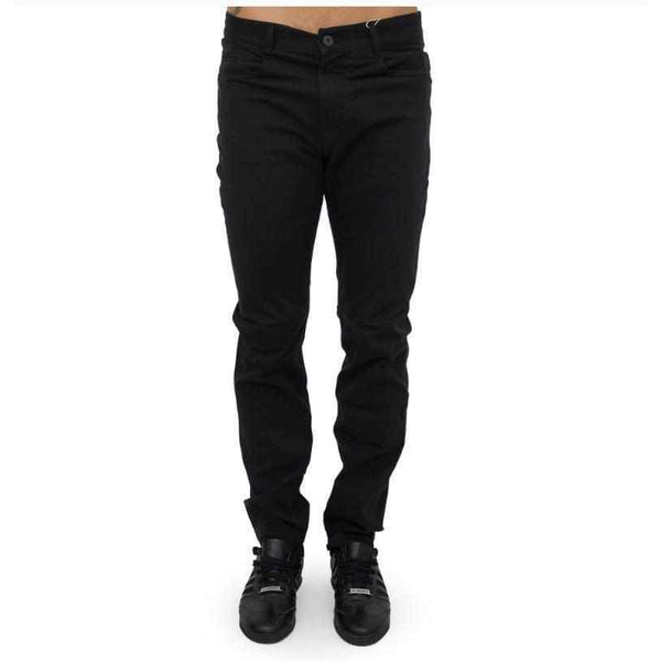 Black Men's Chinos BIKKEMBERGS-1Style.ch