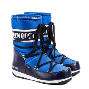Blue Winter Boot Moon Boot-1Style.ch