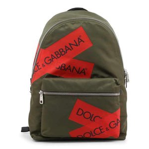 Dolce and Gabbana Green Backpack-1Style.ch