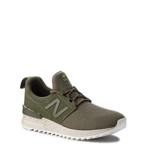 Green Sneakers New Balance - MS574D-1Style.ch