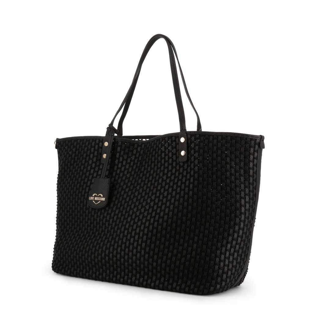 Love Moschino Faux leather Shopping Bag-1Style.ch