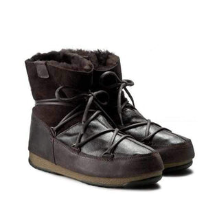 Low Fur Boots Moon Boot-1Style.ch