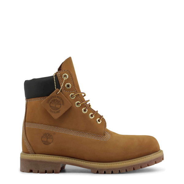 Men's Leather Ankle Boots Timberland - PREM-1Style.ch