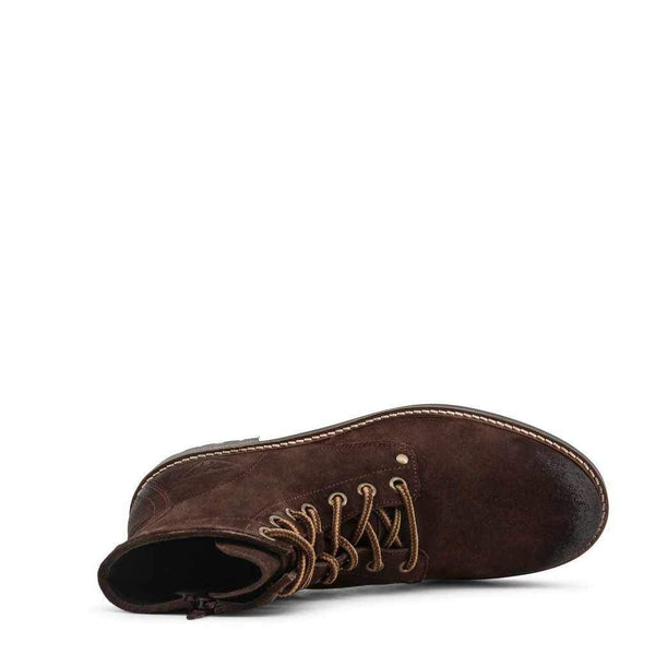 Men's Suede Ankle Boots Docksteps - INDIANA-1Style.ch