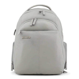 Piquadro Grey Men's Backpack-1Style.ch