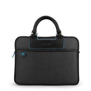Piquadro - Men's Fabric Briefcase OUT-1Style.ch