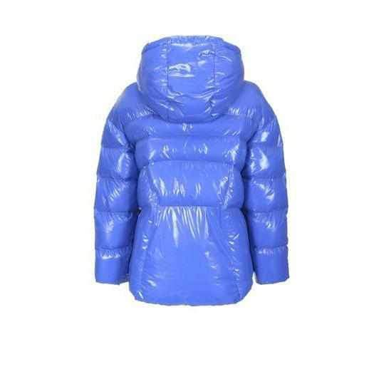 Short Down Jacket Pinko effect Glossy-1Style.ch