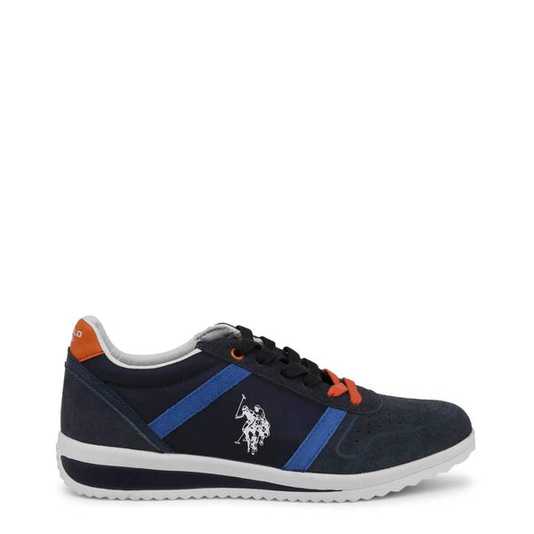 Suede Men'S Sneakers U.S. Polo Floyd-1Style.ch