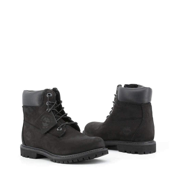 Women's Black Ankle Boots Timberland - PREMIUM-1Style.ch