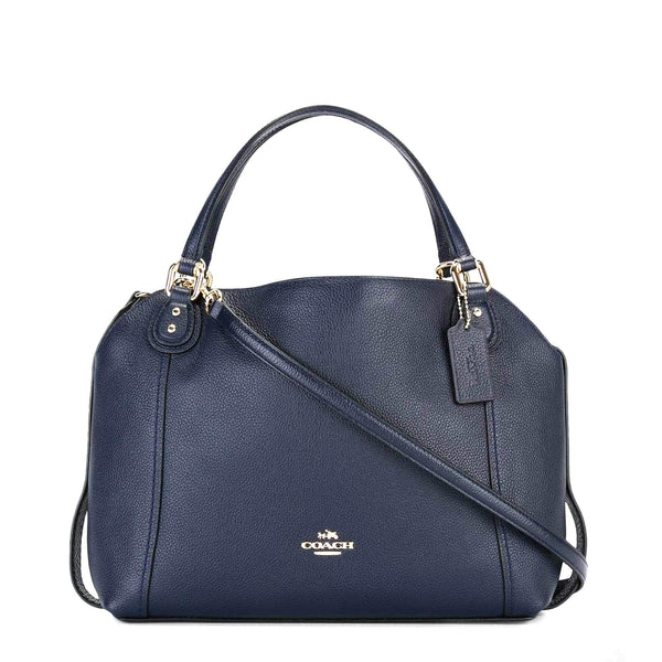 Women's Leather Shoulder Bag Coach - LIL-1Style.ch