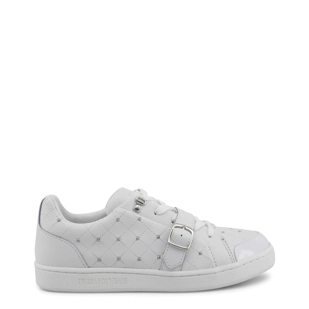Women's Sneakers Trussardi with Deco Belt-1Style.ch