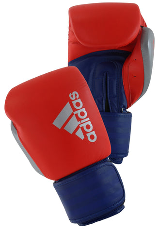 Adidas Hybrid 200 Boxing Gloves Red/Blue