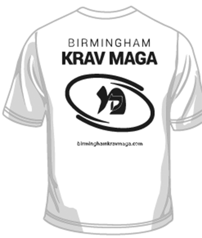 Birmingham Krav Maga Training T-Shirt
