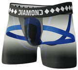 Diamond MMA Compression Short & Cup