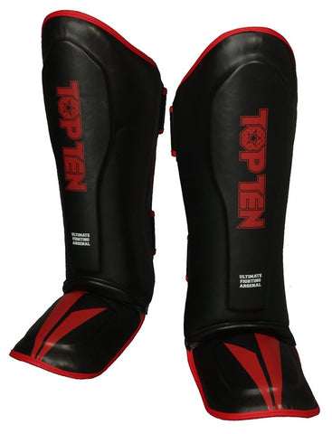 TOP TEN TRIANGLE II SHIN GUARDS
