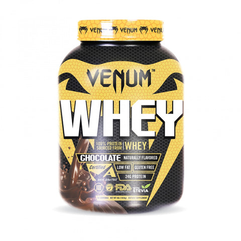 Venum Nutrition Whey Protein 52 Servings