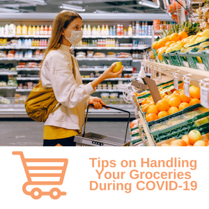 Grocery Shopping Tips in COVID-19