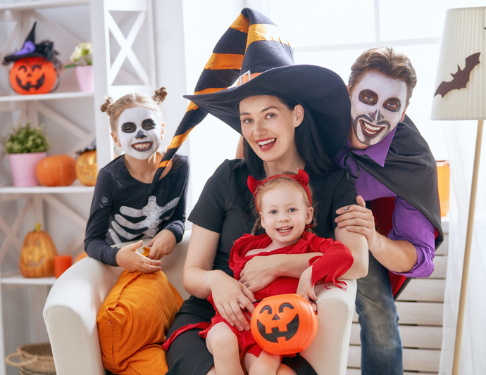 Fun Ways to Celebrate Halloween at Home with Your Family