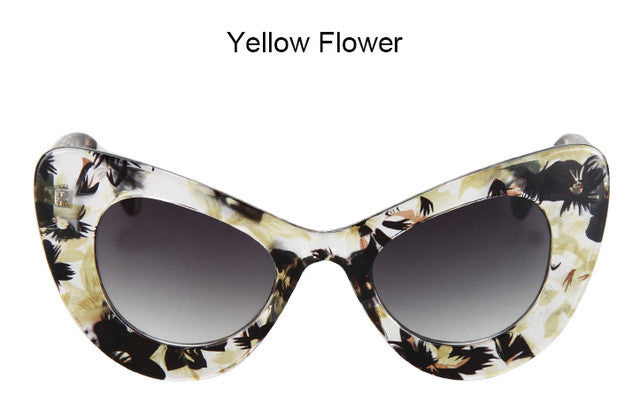 Big Butterfly Sunglasses