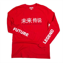 Chinese Character Long Sleeve