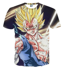 Majin Vegeta | Men's Shirt