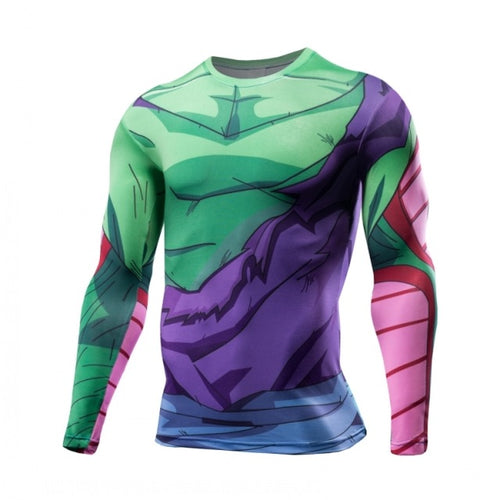 GT Piccolo Long Sleeve Compression Shirt