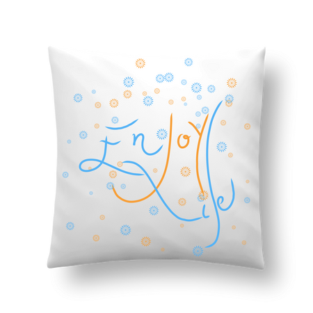Grand coussin design chic -