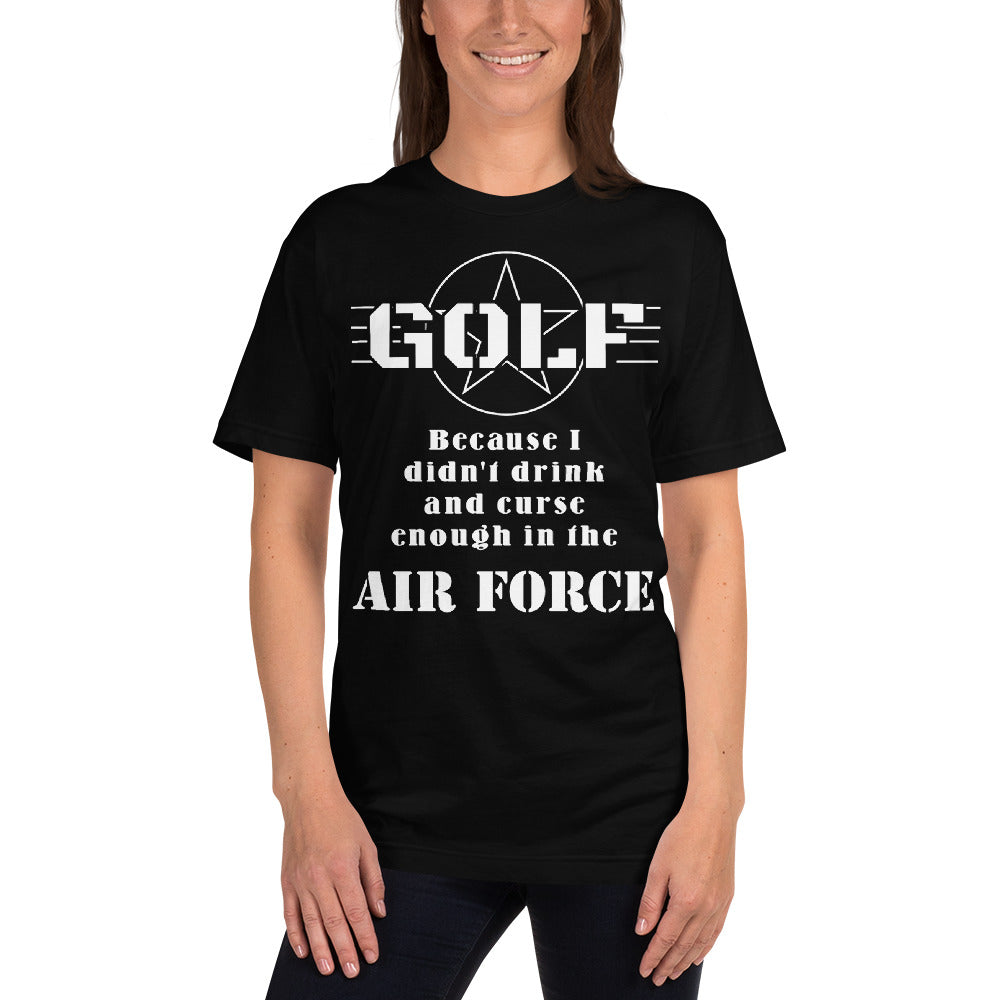 The Air Force Made Me Do It
