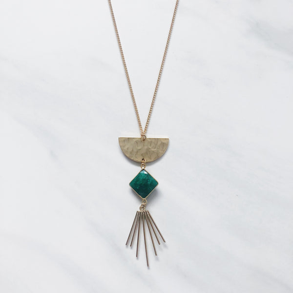 Deco Love Necklace