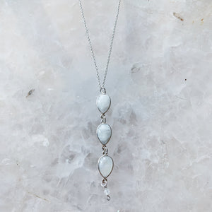Moonstone Delight Necklace