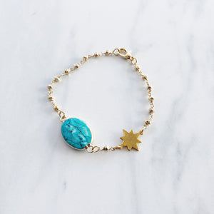 Turks + North Star Bracelet