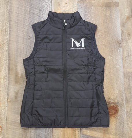 Ladies' Packable Puffer Vest