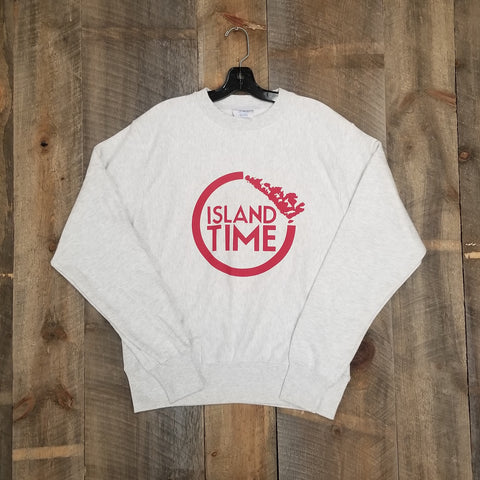 Men's Crew Island Time Sweatshirt