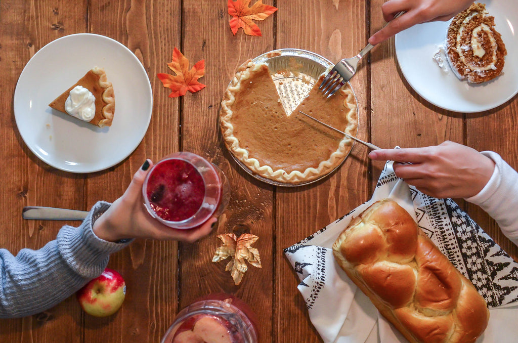 How to Stay Healthy During Thanksgiving