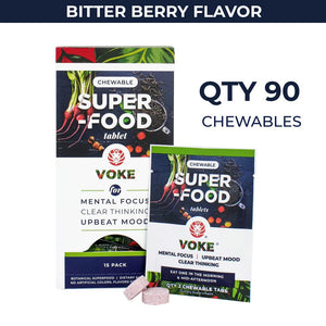 Voke - 90 Chewables - One Time Buy