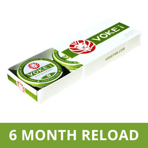 Voke-A-Day Reload 6 Month Pre Pay - Get 33% off!